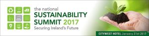Polar IceTech National Sustainability Summit 2017 CityWest Dublin Ireland