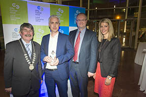 2017 Polar IceTech Overall Winner Local Enterprise Board South Cork