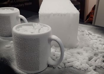 Dry Ice Cups