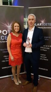 Polar IceTech Winners South Cork Local Enterprise Board 2017