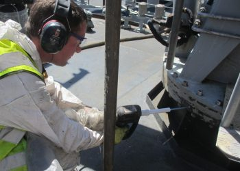 Surface Preparation with Dry Ice Blasting Polar IceTech Ireland.JPG