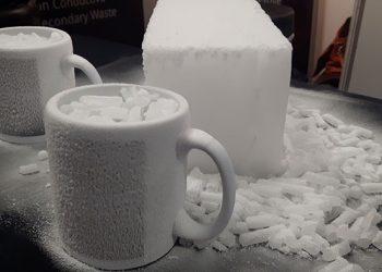 Dry Ice Cups